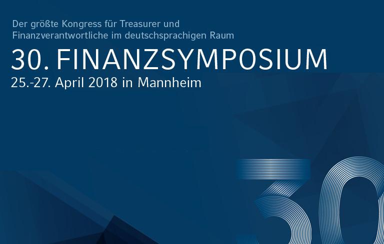 Finanzsymposium Mannheim