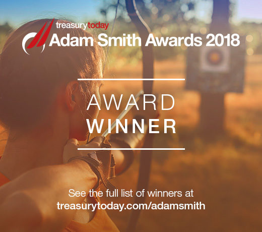 Merck - Treasury Today Adam Smith Award