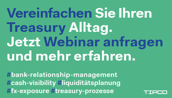 Treasury Webinare