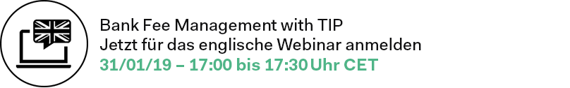 Bank Fee Management Webinar