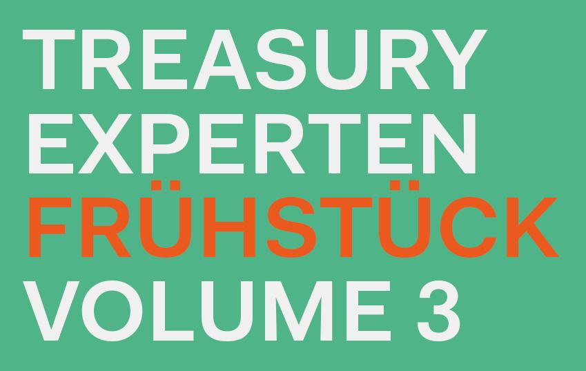 Treasury Experten Frühstück FX-Management