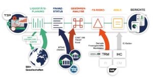 FX-Risiko-Management mit der Treasury Software TIP für Fresenius