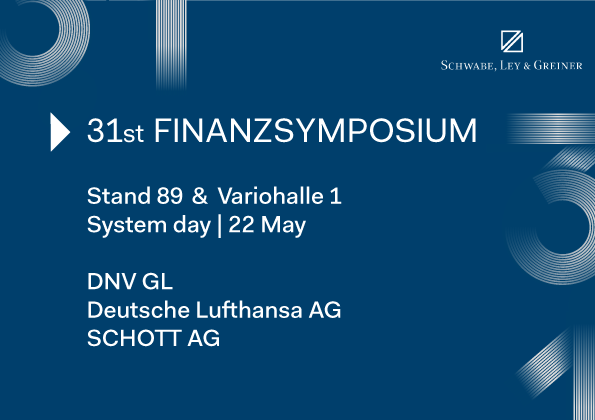 Finanzsymposium Mannheim 2019 with TIPCO