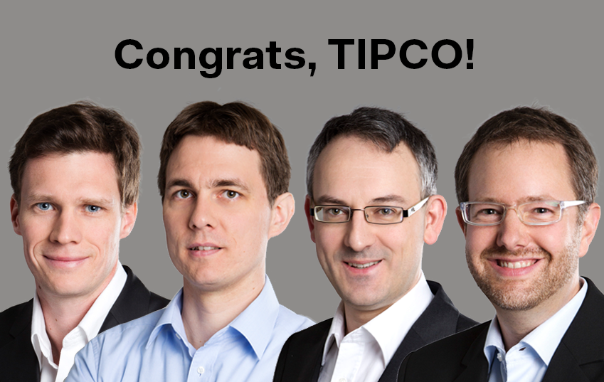 Four new partners for TIPCO