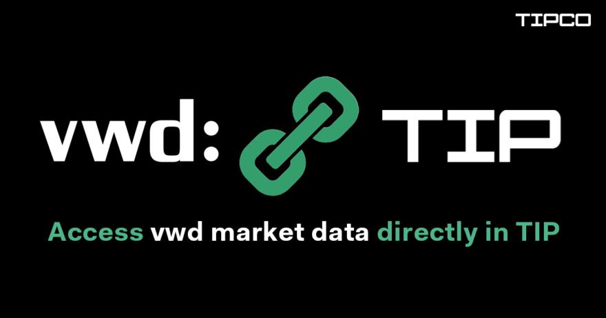 vwd market data with TIP